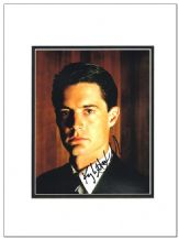 Kyle MacLachlan Autograph Signed Photo - Twin Peaks